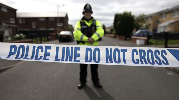 Αστυνομία στη Βρετανία.  - Sputnik Ελλάδα