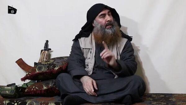 O Aμπού Μπακρ αλ-Μπαγκντάντι - Sputnik Ελλάδα