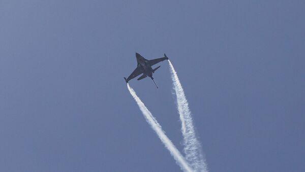 F-16 στη στρατιωτική παρέλαση στη Θεσσαλονίκη - Sputnik Ελλάδα
