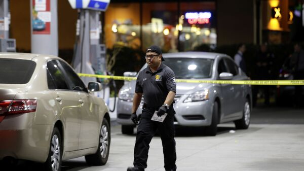 Αστυνομία στην Καλιφόρνια. - Sputnik Ελλάδα