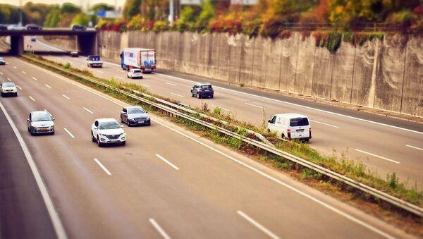 Αυτοκινητόδρομος - Sputnik Ελλάδα