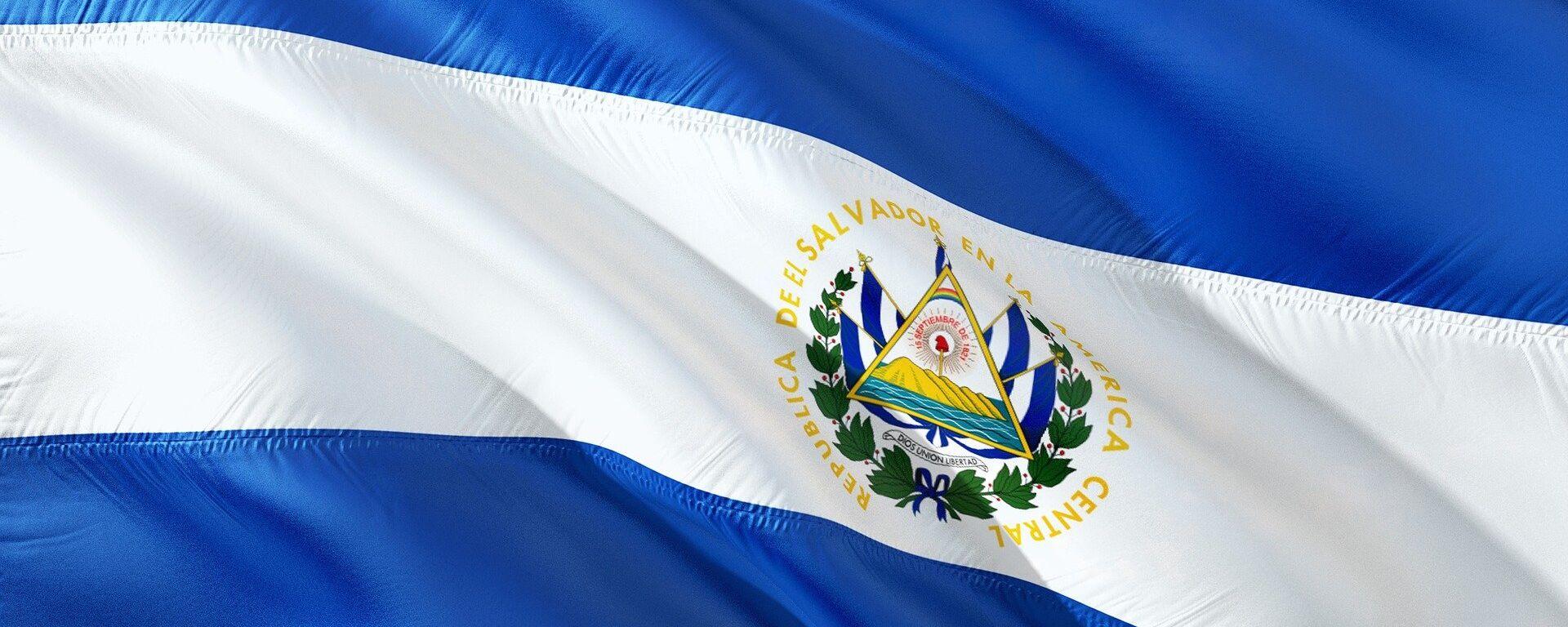 Σημαία του Ελ Σαλβαδόρ - Sputnik Ελλάδα, 1920, 07.09.2021