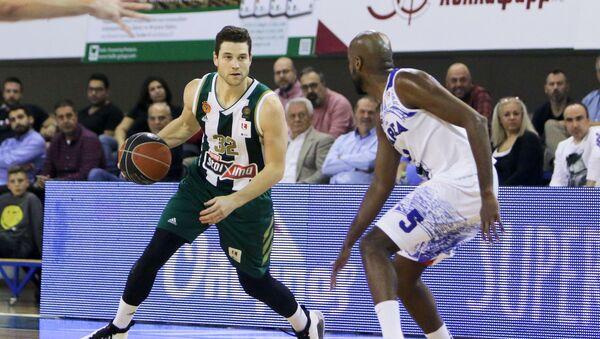 Ο Τζίμερ Φριντέτ στο ματς Λάρισα - Παναθηναϊκός - Sputnik Ελλάδα