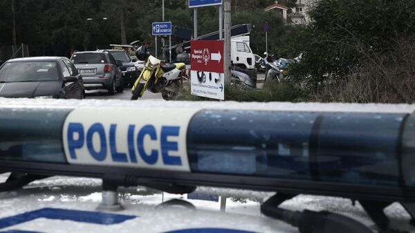 Περιπολικό της αστυνομίας.  - Sputnik Ελλάδα