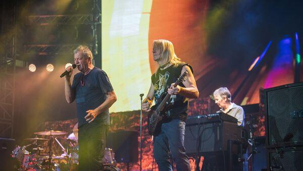 Deep Purple - Sputnik Ελλάδα
