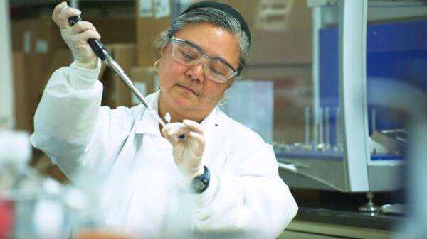 Μικροβιολογικό εργαστήριο - Sputnik Ελλάδα