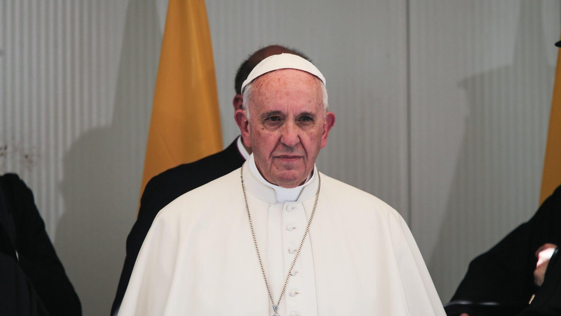 O πάπας Φραγκίσκος - Sputnik Ελλάδα, 1920, 29.09.2021