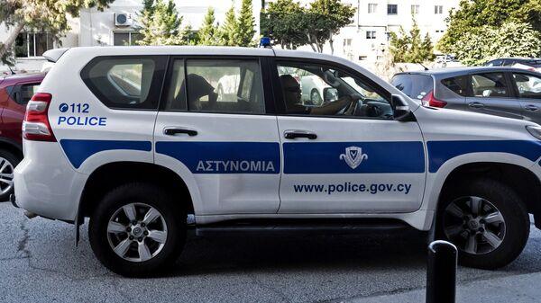 Αστυνομία της Κύπρου.  - Sputnik Ελλάδα