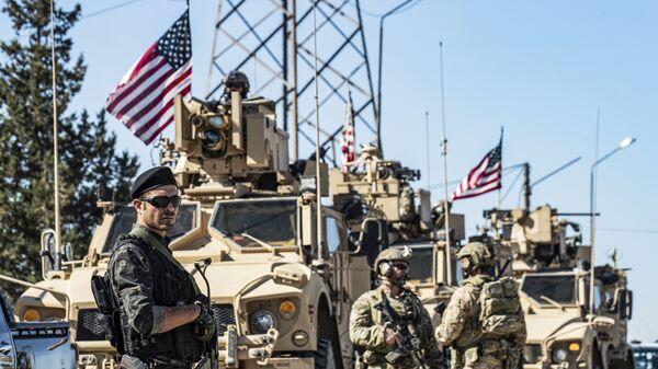 Αμερικανικός στρατός στη Συρία. - Sputnik Ελλάδα