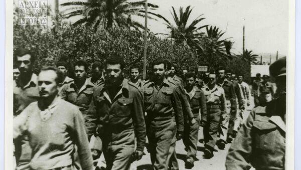 Επιστροφή από το στρατιωτικό δικαστήριο στο Λαύριο - Sputnik Ελλάδα