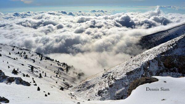 Χιόνια στον Όλυμπο - Sputnik Ελλάδα