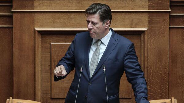 Ο Μιλτιάδης Βαρβιτσιώτης. - Sputnik Ελλάδα
