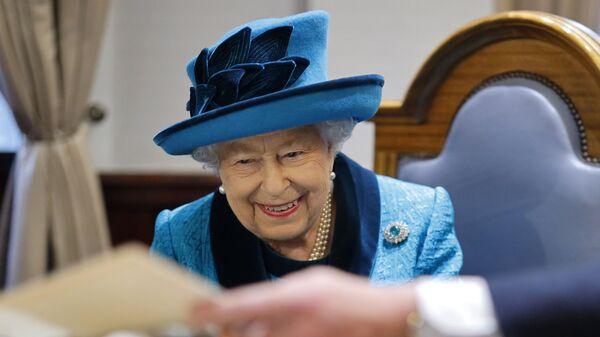 Η βασίλισσα Ελισάβετ. - Sputnik Ελλάδα