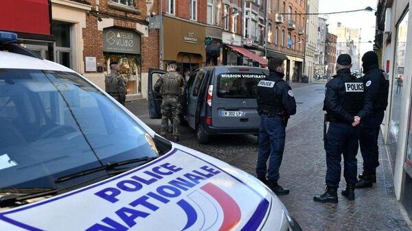 Αστυνομία στη Λιλ της Γαλλίας - Sputnik Ελλάδα