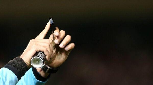 Διαιτητής σφυρίχτρα στη Super League 1 - Sputnik Ελλάδα