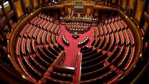 Κοινοβούλιο, Ρώμη - Sputnik Ελλάδα
