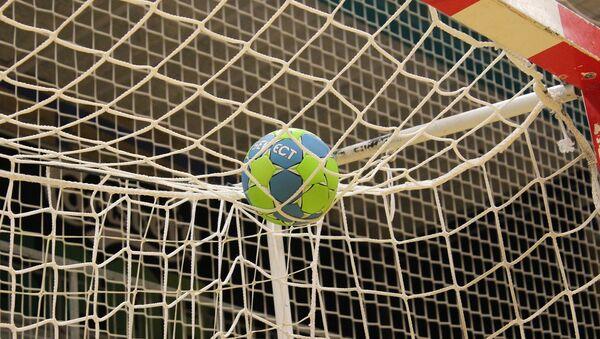 Μπάλα χαντμπολ - Sputnik Ελλάδα