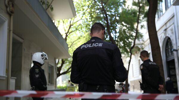 Αστυνομικοί της ΕΛΑΣ - Sputnik Ελλάδα