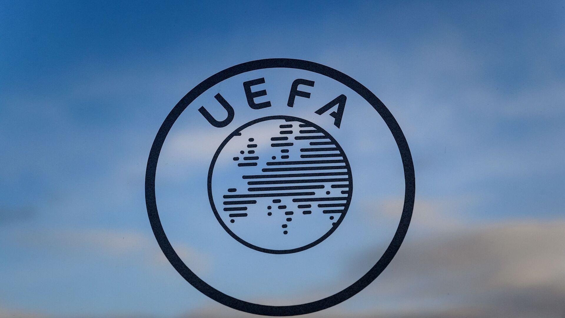 Το σήμα της UEFA - Sputnik Ελλάδα, 1920, 21.05.2021
