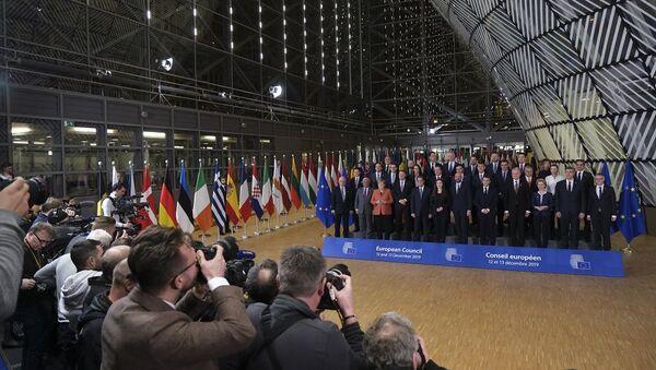 Σύνοδος Κορυφής της ΕΕ - Sputnik Ελλάδα