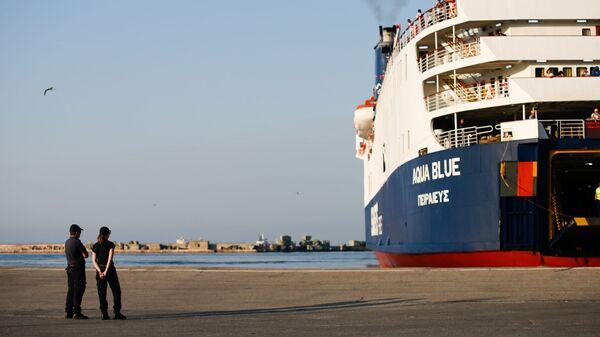 Λιμάνι Θεσσαλονίκης - Sputnik Ελλάδα