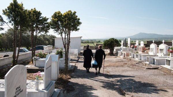 Νεκροταφείο - Sputnik Ελλάδα