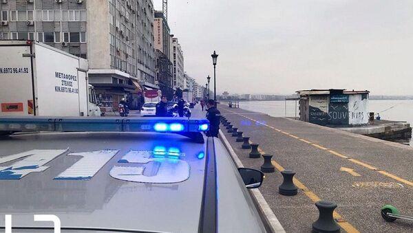 Συναγερμός στη Θεσσαλονίκη - Sputnik Ελλάδα