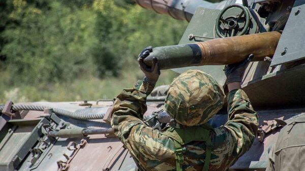 Ελληνικός Στρατός - Sputnik Ελλάδα