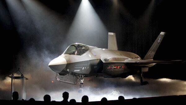 Το μαχητικό F-35 - Sputnik Ελλάδα