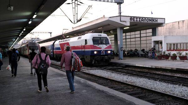 Τραίνο - Sputnik Ελλάδα