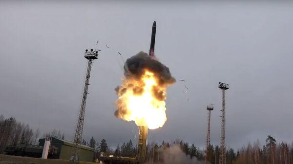 Πύραυλος Avangard - Sputnik Ελλάδα