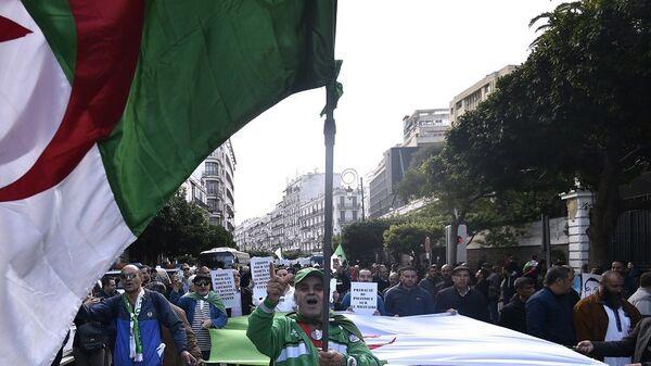 Διαμαρτυρίες στην Αλγερία - Sputnik Ελλάδα