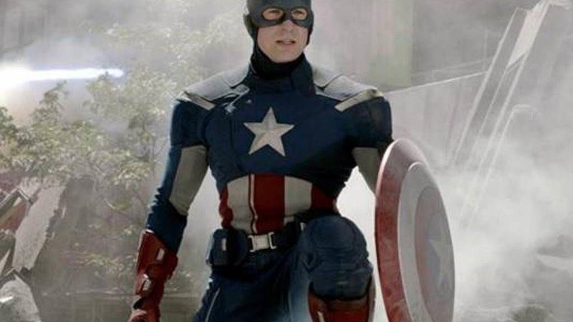 Ηθοποιός του «Captain America» συνελήφθη για τη δολοφονία της μητέρα της - Sputnik Ελλάδα, 1920, 13.10.2021
