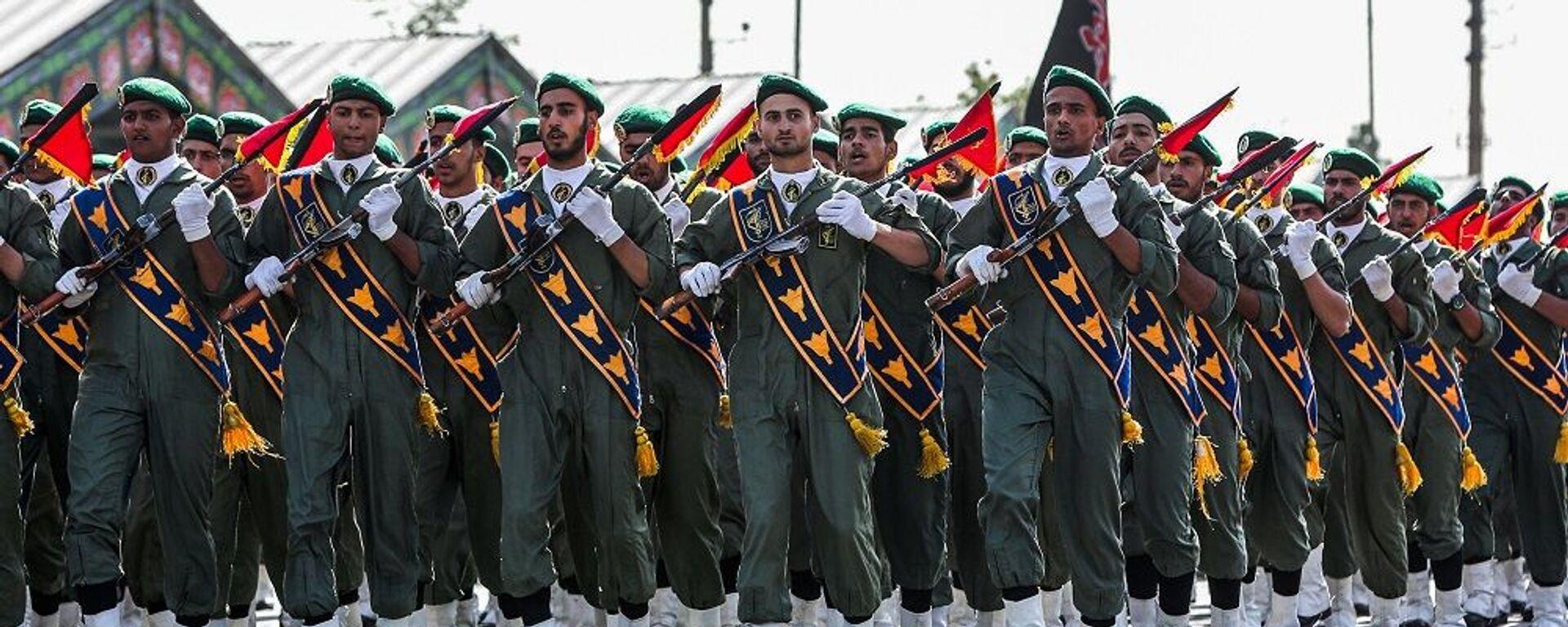Οι Φρουροί της Επανάστασης του Ιράν - Sputnik Ελλάδα, 1920, 18.06.2021