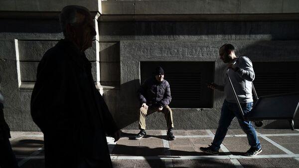 Συνταξιούχοι ΣτΕ - Sputnik Ελλάδα