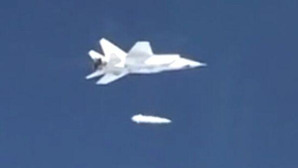 Εκτόξευση του υπερηχητικού πυραύλου Kinzhal από MiG-31 - Sputnik Ελλάδα