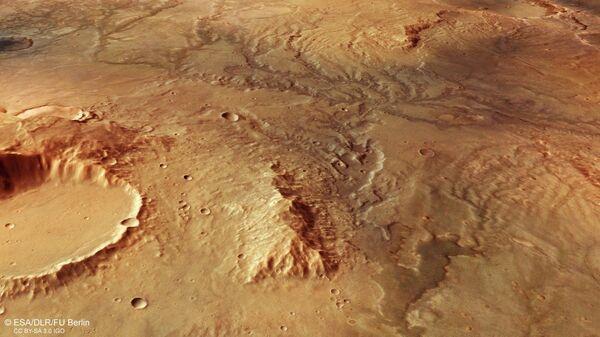 Περιοχή του πλανήτη Άρη - Sputnik Ελλάδα