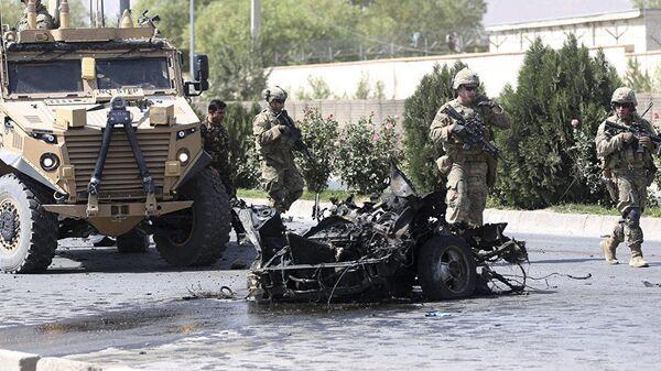 ΗΠΑ στο Αφγανιστάν - Sputnik Ελλάδα