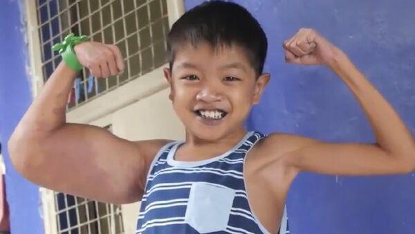 Αγόρι στις Φιλιππίνες - Sputnik Ελλάδα