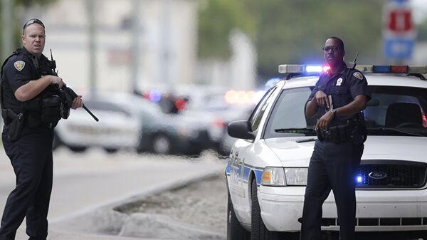 Αστυνομικοί, ΗΠΑ - Sputnik Ελλάδα
