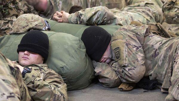 Αμερικανοί στρατιώτες στο Ιράκ - Sputnik Ελλάδα
