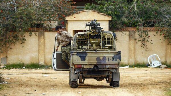 Εμφύλιος πόλεμος στη Λιβύη - Sputnik Ελλάδα