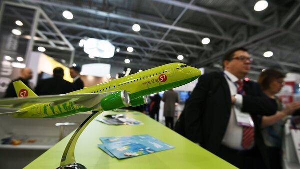 Αεροπορική εταιρεία S7 Airlines - Sputnik Ελλάδα