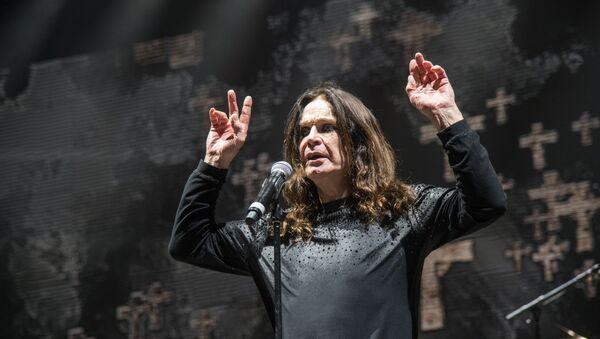 Ozzy Osbourne - Sputnik Ελλάδα