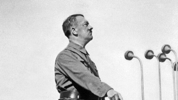 Αδόλφος Χίτλερ - Sputnik Ελλάδα