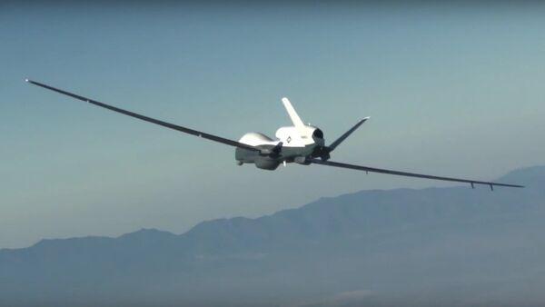 Μη επανδρωμένο αεροσκάφος παρακολούθησης, drone, MQ-4C Triton - Sputnik Ελλάδα