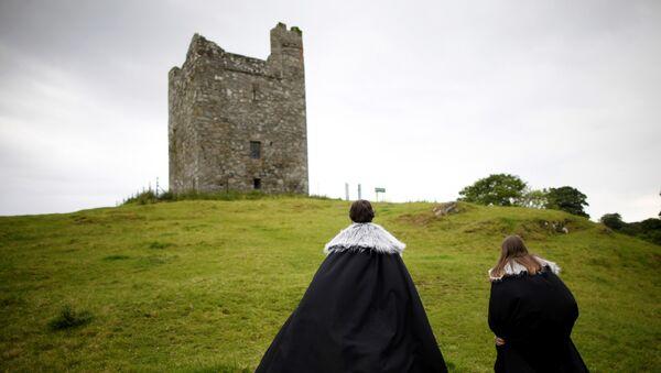 Κάστρο στην Ιρλανδία - Sputnik Ελλάδα