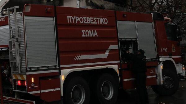 Πυροσβεστικό όχημα - Sputnik Ελλάδα