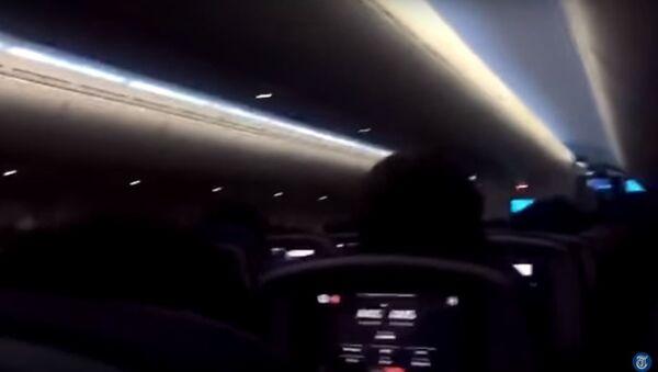 Πανικός σε αεροσκάφος στην Ολλανδία - Sputnik Ελλάδα