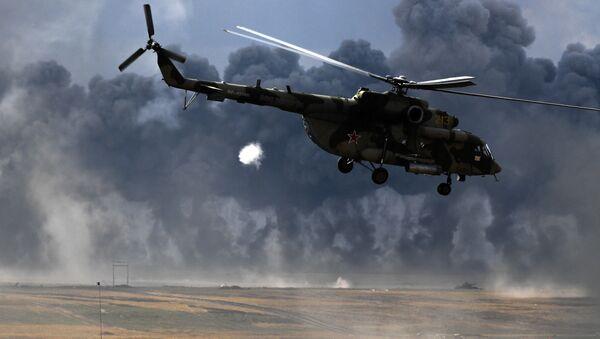 Ελικόπτερο Mil Mi-8 - Sputnik Ελλάδα